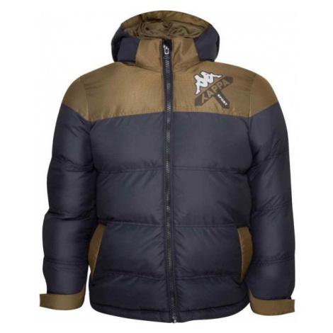Kappa LOGO ZITRAX black - Kids' winter jacket