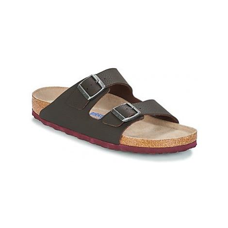 Birkenstock ARIZONA SFB men's Mules / Casual Shoes in Brown