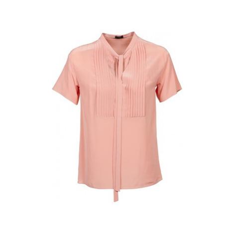 Joseph WOODY women's Blouse in Pink