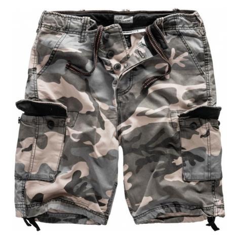 Surplus Vintage Shorts Night Camo