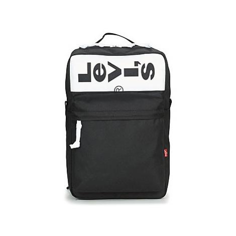 Levis Mini Levi's® L Pack Lazy Tab men's Backpack in Black Levi´s