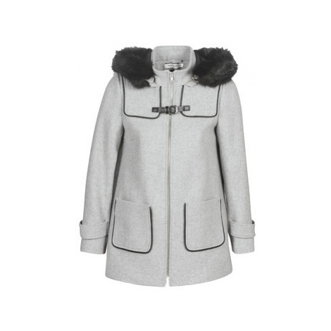Naf Naf AOSCAR M1 women's Coat in Grey
