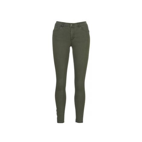 Vero Moda VMSEVEN women's Trousers in Kaki