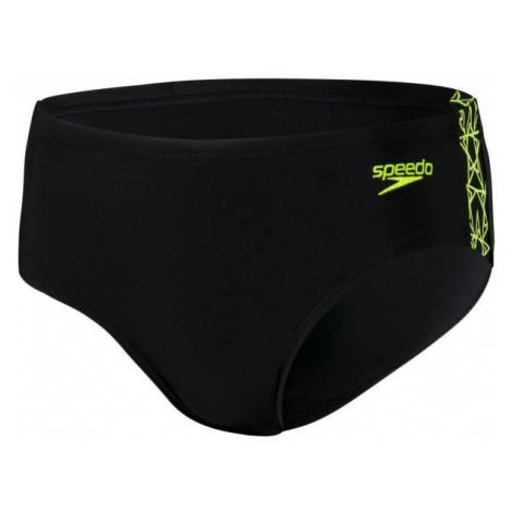 Speedo BOOMSTAR SPLICE 6.5 CM BRIEF - Boys' swim briefs