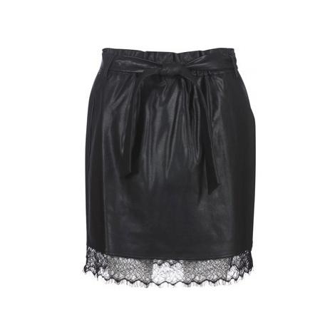 Molly Bracken T704H21 women's Skirt in Black