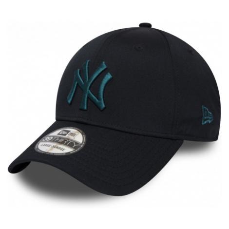 New Era 39THIRTY SEASONAL COLOUR NEW YORK YANKEES black - Men's baseball cap