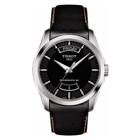 Tissot Watch Couturier D