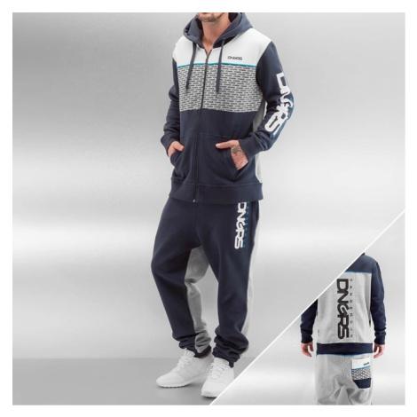 Dangerous DNGRS Marne Sweat Suit Blue/Grey