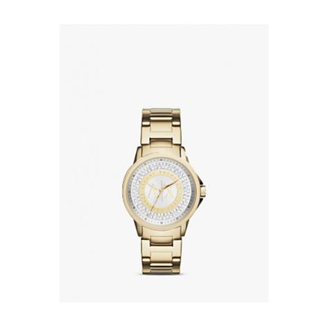 Armani Exchange Women's Crystal Bracelet Strap Watch