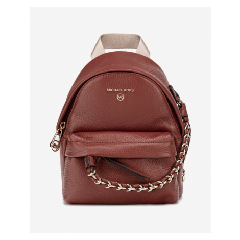 Michael Kors Slater Extra-Small Backpack Red