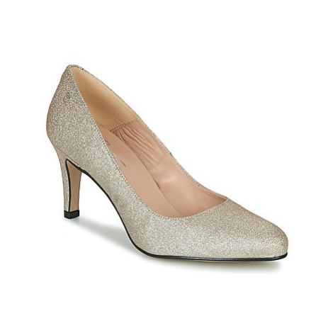Betty London AMUNTAI women's Court Shoes in Gold