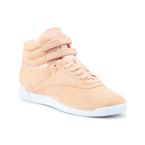 Reebok Sport F/S HI NBK CN0605 women's Shoes (High-top Trainers) in Orange