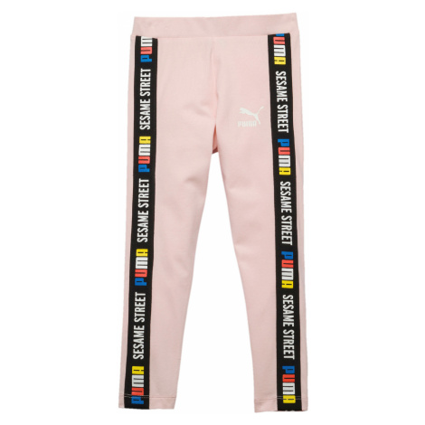 Puma Kids Leggings Pink