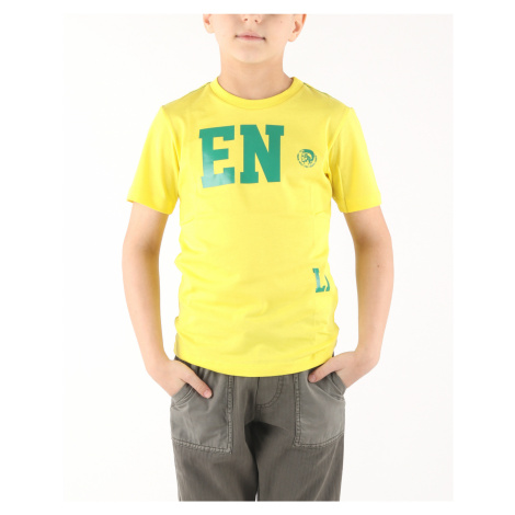 Diesel Tofri Kids T-shirt Yellow