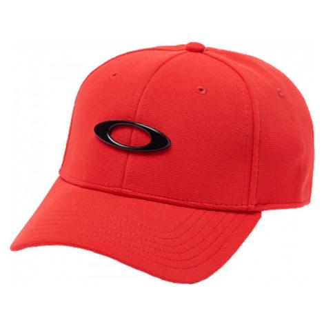 Oakley TINCAN CAP red - Men's baseball cap