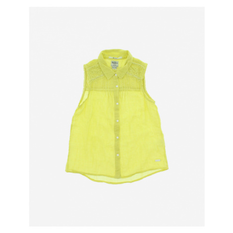 Pepe Jeans Girl Blouse Yellow