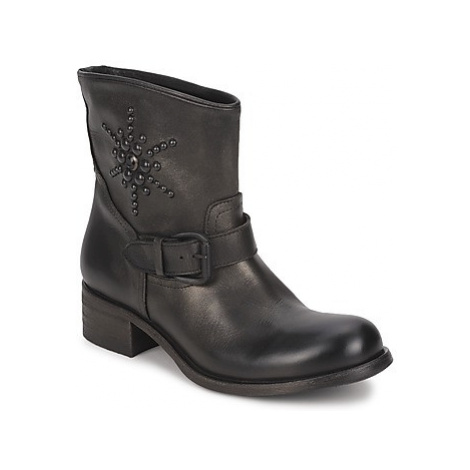 JFK OSSIR women's Mid Boots in Black