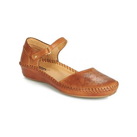 Pikolinos P. VALLARTA 656 women's Shoes (Pumps / Ballerinas) in Brown
