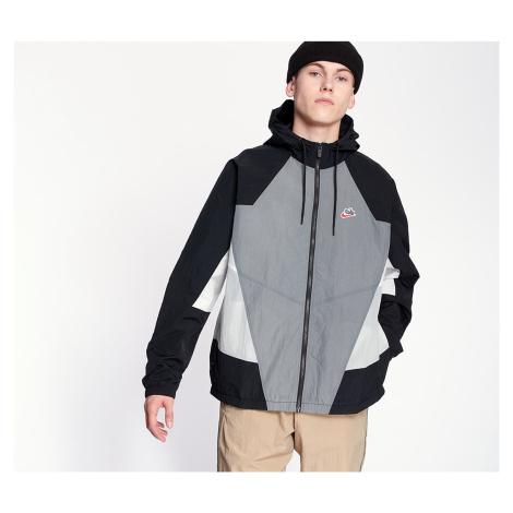 Grey men's outdoor jackets