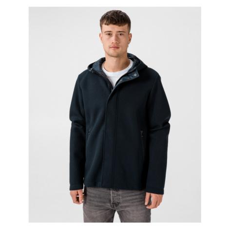 Geox Side Hood Jacket Blue