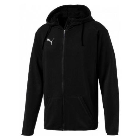 Puma LIGA CASUAL black - Men's hoodie