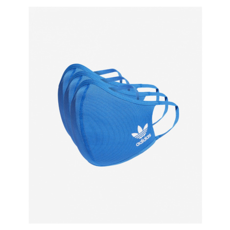 adidas Originals Face mask 3 pcs Blue