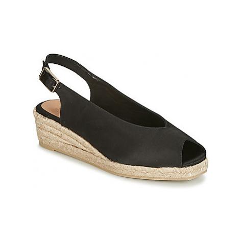 Castaner DOSALIA women's Sandals in Black Castañer