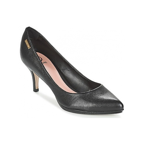 Dumond REAL women's Court Shoes in Black