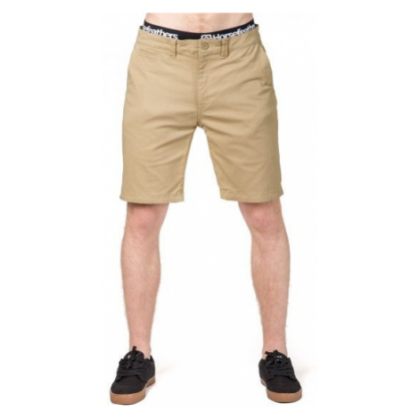 Horsefeathers BOWIE SHORTS beige - Men's shorts