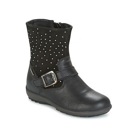Primigi PCIGT 8569 girls's Children's High Boots in Black