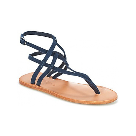 N.d.c. GOKHAR women's Sandals in Blue