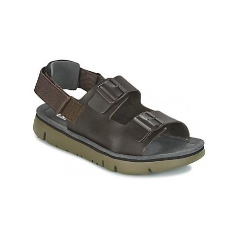 Camper ORUGA SANDAL men's Sandals in Brown