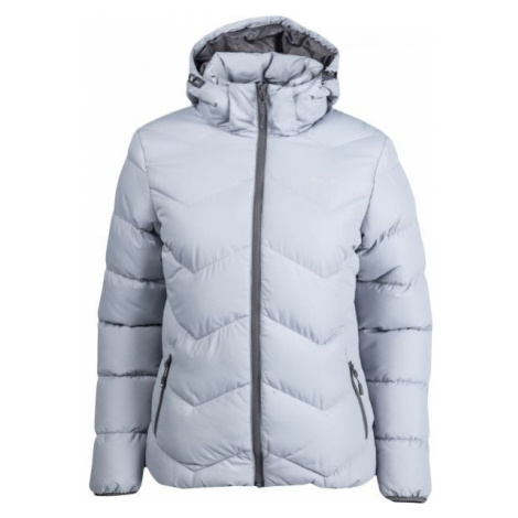 Hi-Tec LADY SAFI gray - Women's quilted jacket