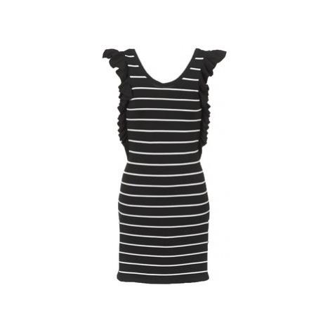 Vero Moda VMABHY women's Dress in Black