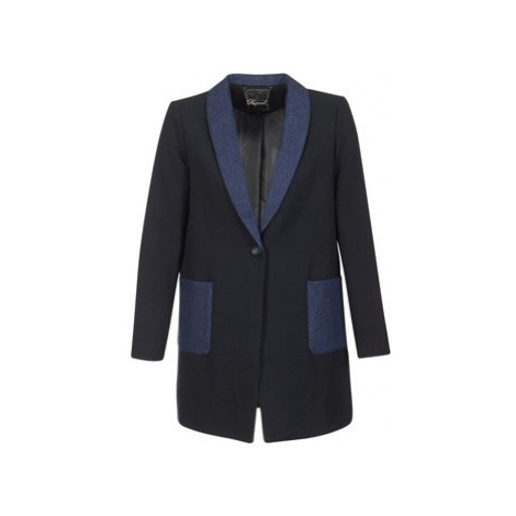 Kaporal JESS women's Coat in Blue