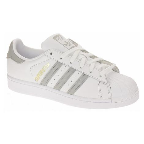 shoes adidas Originals Superstar - White/Gray Two/White - women´s