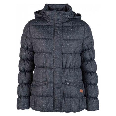 Willard FOSTER dark gray - Women's quilted jacket