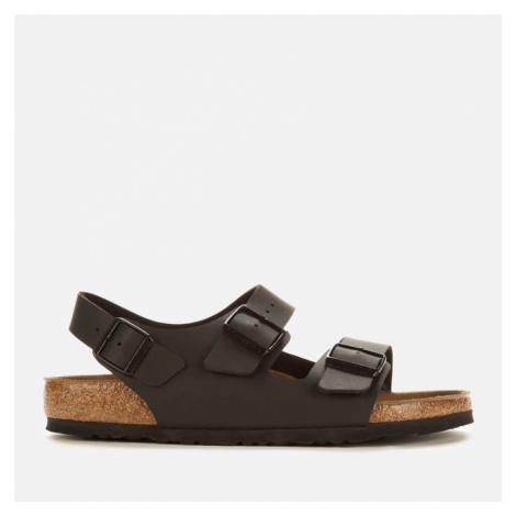 Birkenstock Men's Milano Double Strap Sandals - Black - EU 43/UK