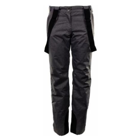 ALPINE PRO EBISA 5 dark gray - Women's ski pants