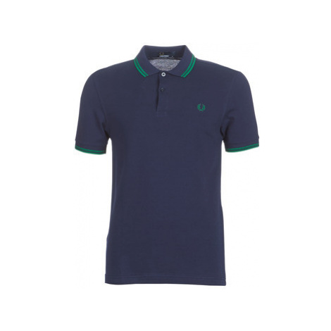 Fred Perry THE FRED PERRY SHIRT men's Polo shirt in Blue