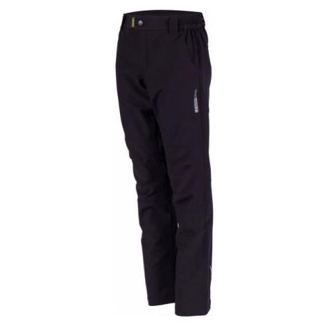 Lewro MOE black - Children's outdoor pants