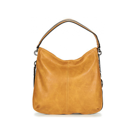 Moony Mood JOYOXE women's Shoulder Bag in Yellow