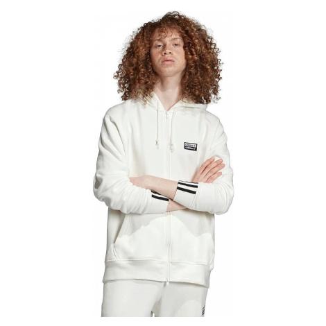 sweatshirt adidas Originals Vocal Zip - Core White - men´s