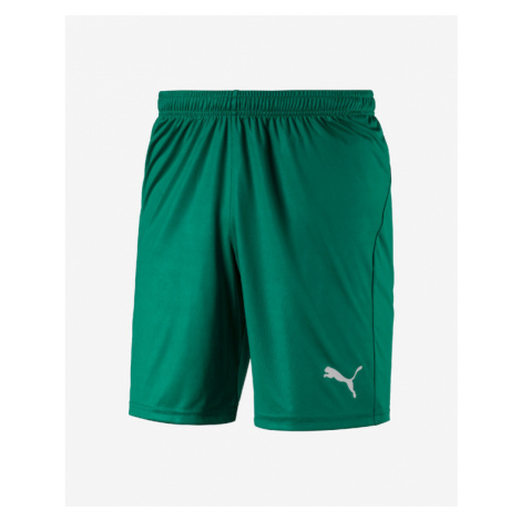 Puma Liga Shorts Green