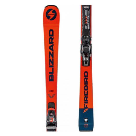 Blizzard FIREBIRD HRC + XCELL 12 DEMO - Downhill skis