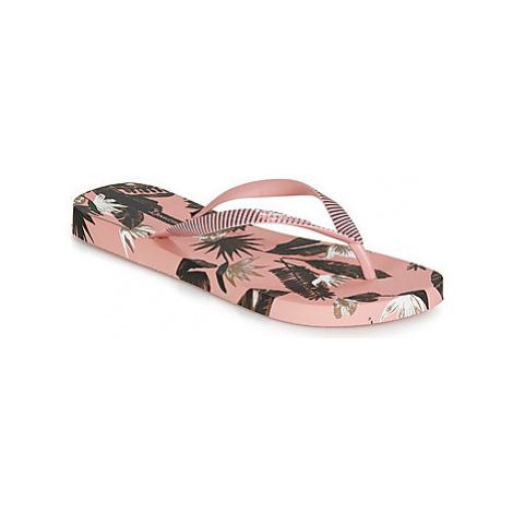 Ipanema I LOVE TROPICAL women's Flip flops / Sandals (Shoes) in Pink