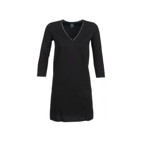 Majestic BRUNEHILDE women's Dress in Black