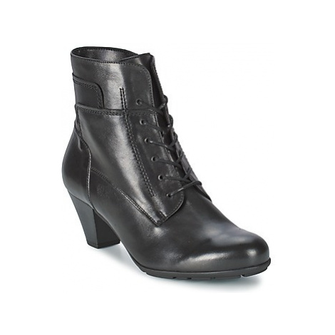 Gabor PAPPA women's Low Ankle Boots in Black