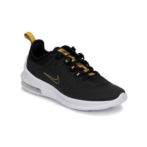 Nike AIR MAX AXIS VTB GRADE SCHOOL girls's Children's Shoes (Trainers) in Black