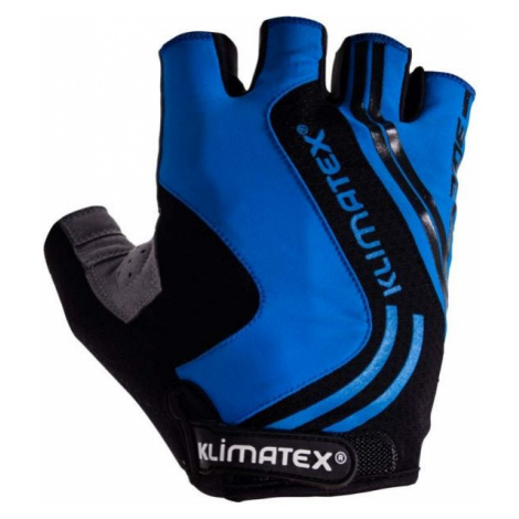 Klimatex RAMI blue - Men's Cycling Gloves